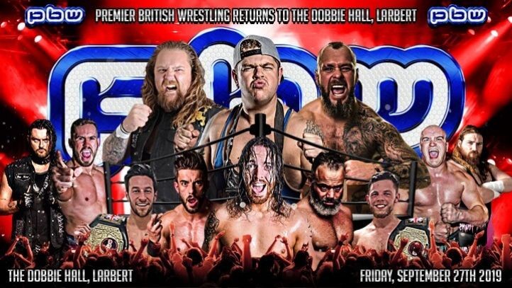 PBW RETURNS TO LARBERT.