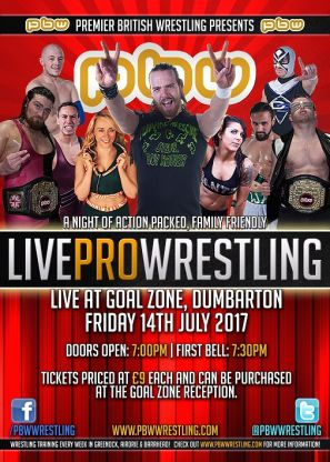 PBW RETURN TO DUMBARTON NEXT MONTH