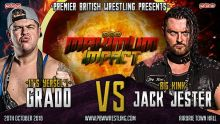 GRADO VS JESTER CONFIRMED FOR AIRDRIE TOWN HALL thumbnail