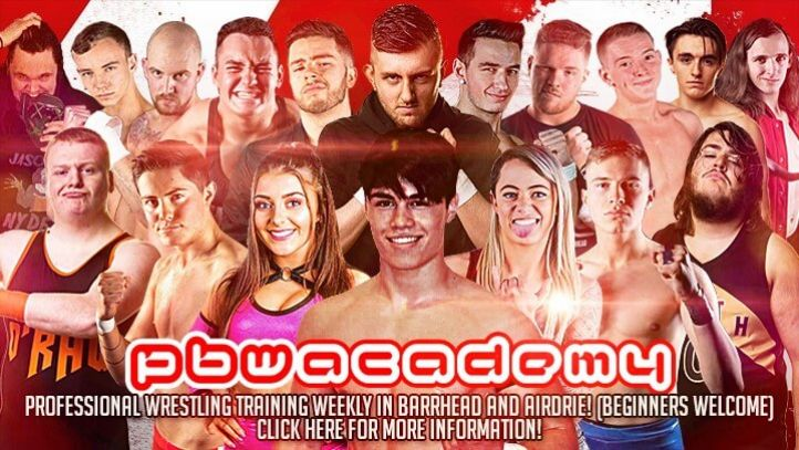 Want to be a wrestler? Check out the PBW Academy