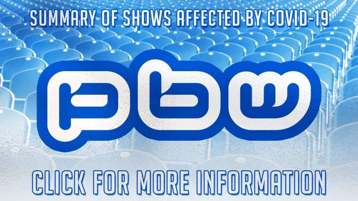 SUMMARY OF SHOWS AFFECTED BY COVID 19